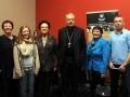 Mary O'Brien –Healy, Emer Fitzmaurice, Patricia O'Brien,  Bishop K. Doran, Teresa Melia, Larry Tiernan.