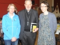 Patricia McCaffrey, Bishop Kevin and Clare Devaney