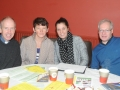 Fr. Pat Lombard, Mary Carty, Sabrina Rooney, Stephen Gilroy,
