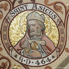 Feast of St Asicus
