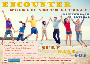 Image of Encounter Weekend Website