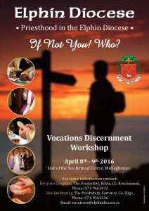Vocations Discernment Weekend 2016