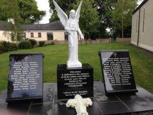 Cloonbonniffe Cemetery Memorial