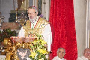 l'omelia del vescovo kevin doran