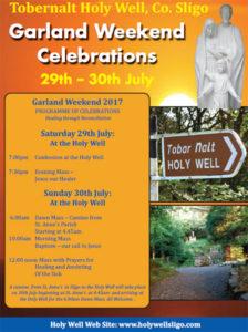 Garland Sunday 2017 @ Tobernalt Holy Well, Sligo   County Sligo   Ireland