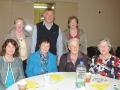 Anne Burke, Joe Burke, Teresa Melia, Sr, ChChristine,  Detta Shannon, Caroline Harron, Grace Finnerty.