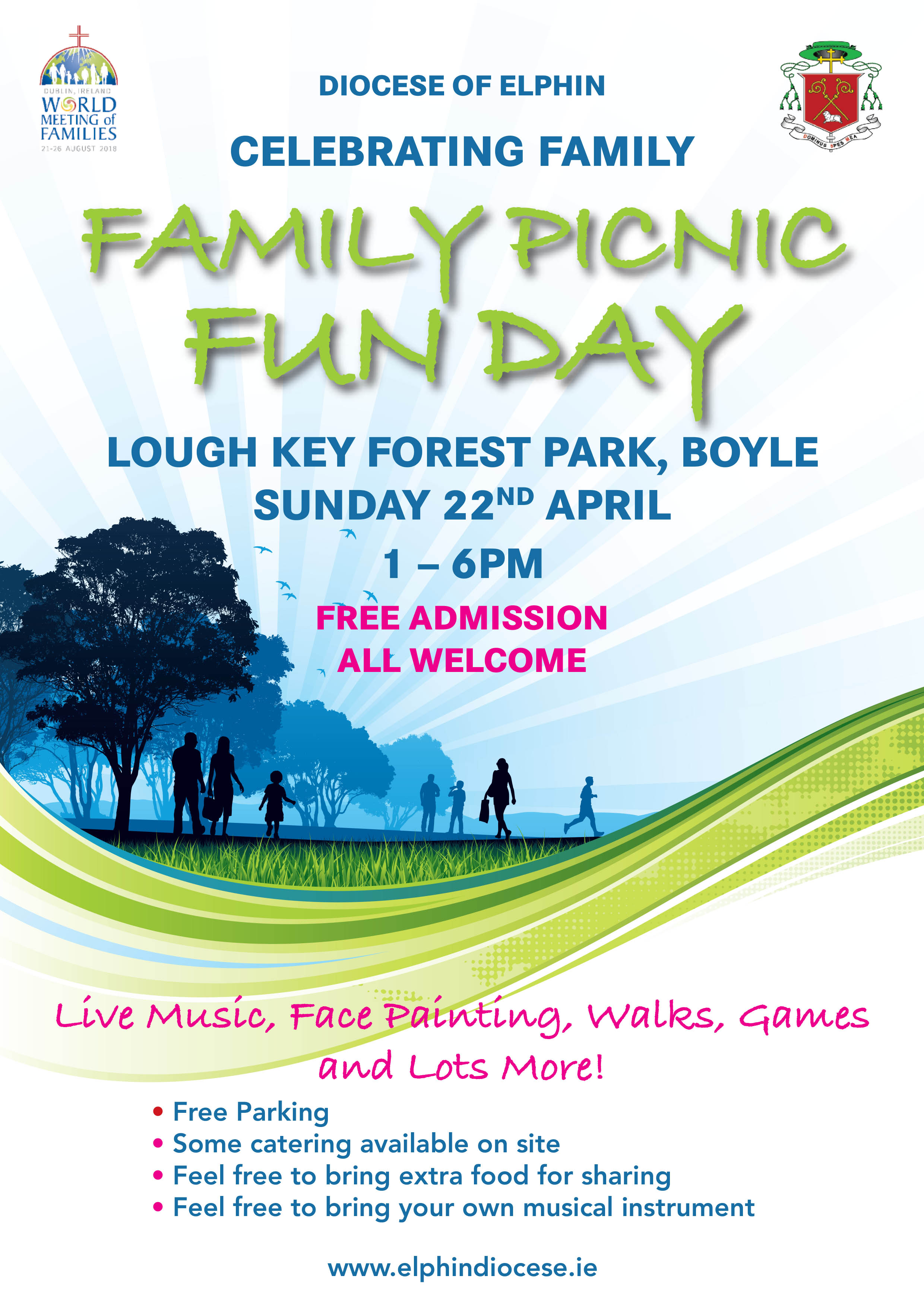 family picnic fun day elphin diocesan website