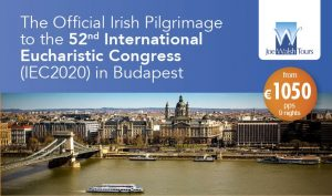 International Eucharistic Congress 2020 @ Budapest, Hungary