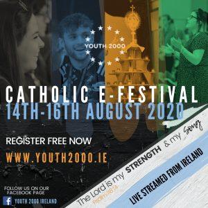 Youth 2000 Summer Festival Online