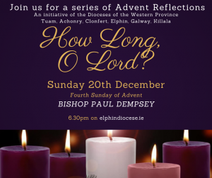 """""""How Long, O Lord""""?– Online Advent Reflections"""