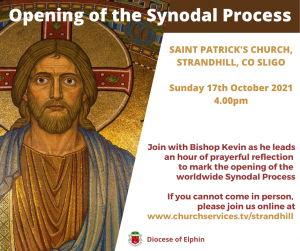 Opening of the Synodal Process @ St Patrick's Church